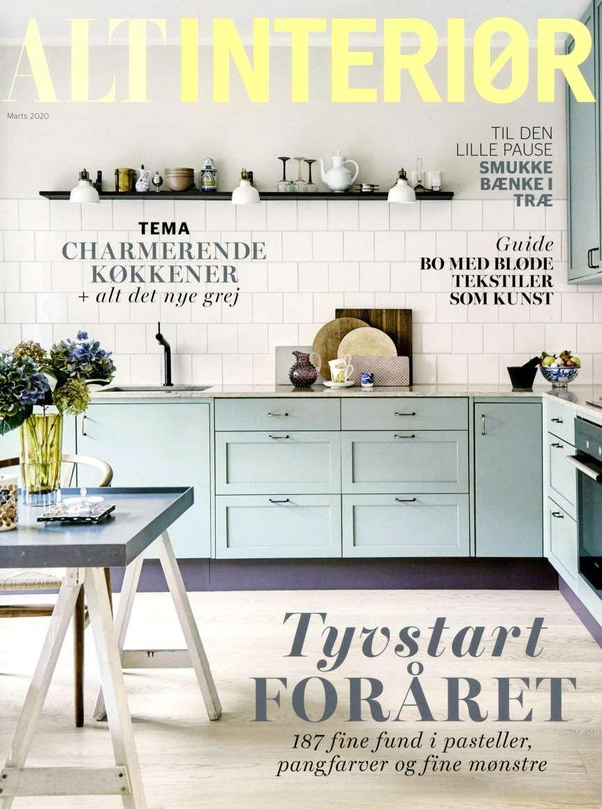 Alt for Damerne DK – Interior 2020-3-1 Cover