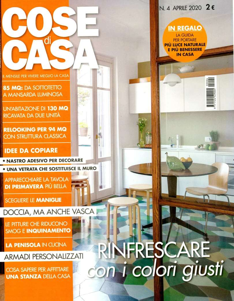 Cose di Casa IT 2020-4-1 Cover