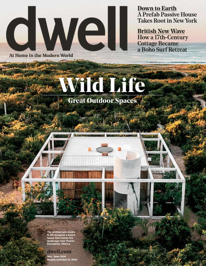 Dwell US 2020-5-1 Cover