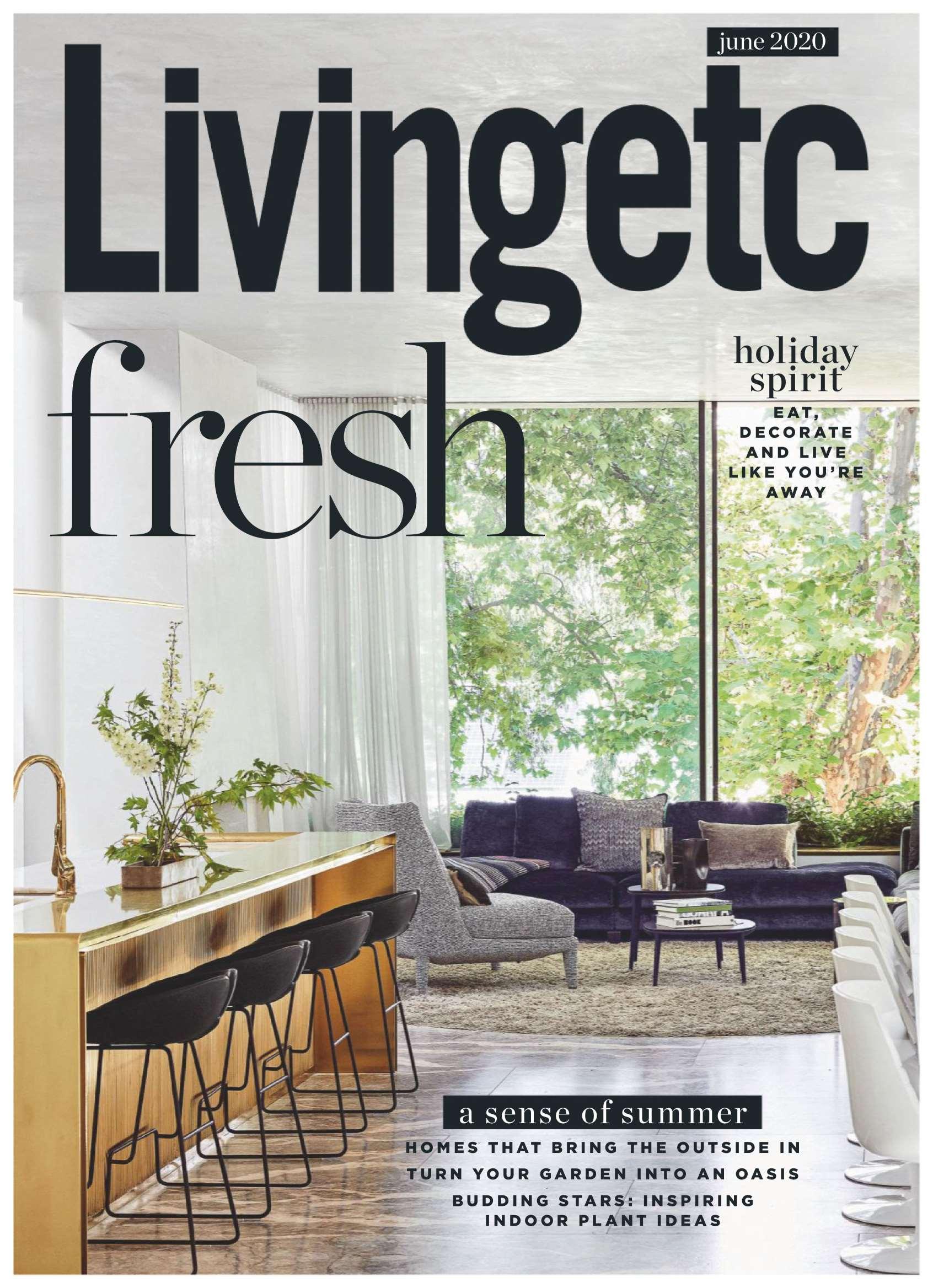 Living Etc GB 2020-6-1 Cover