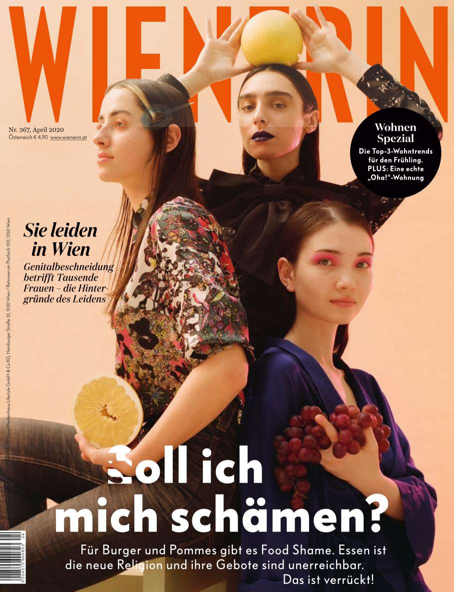 Wienerin AT 2020-4-1 Cover