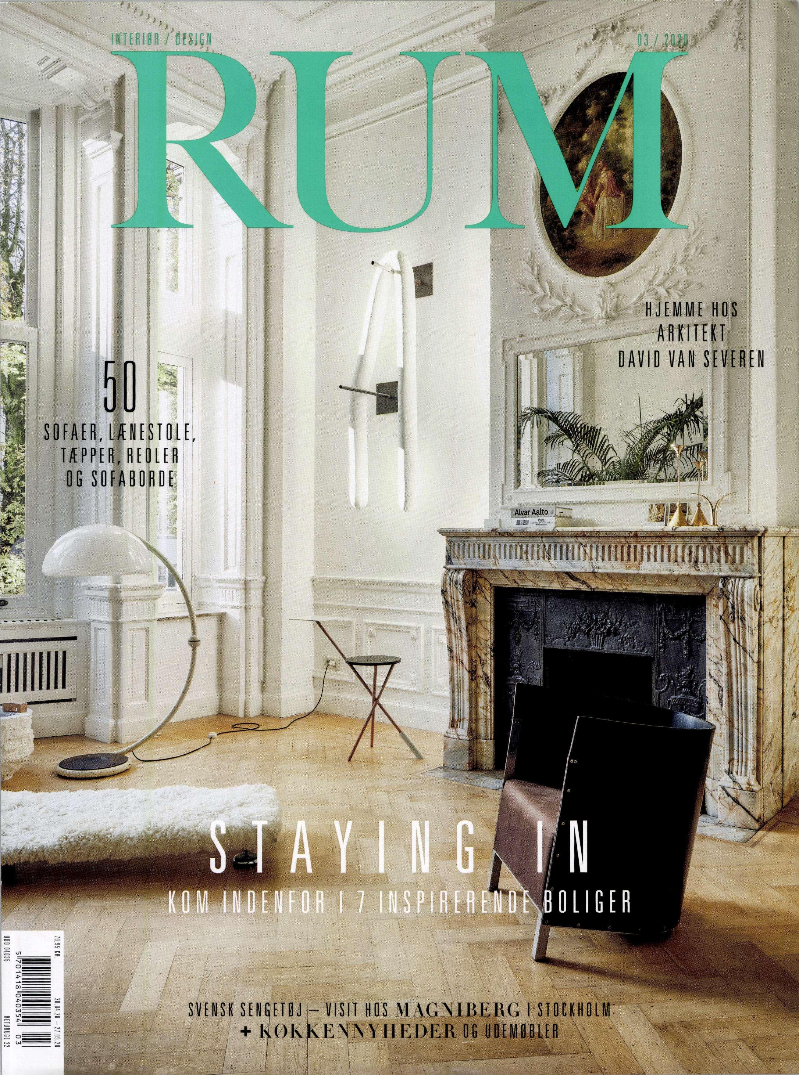 2020.04.30 – Rum Magazine DK – cover