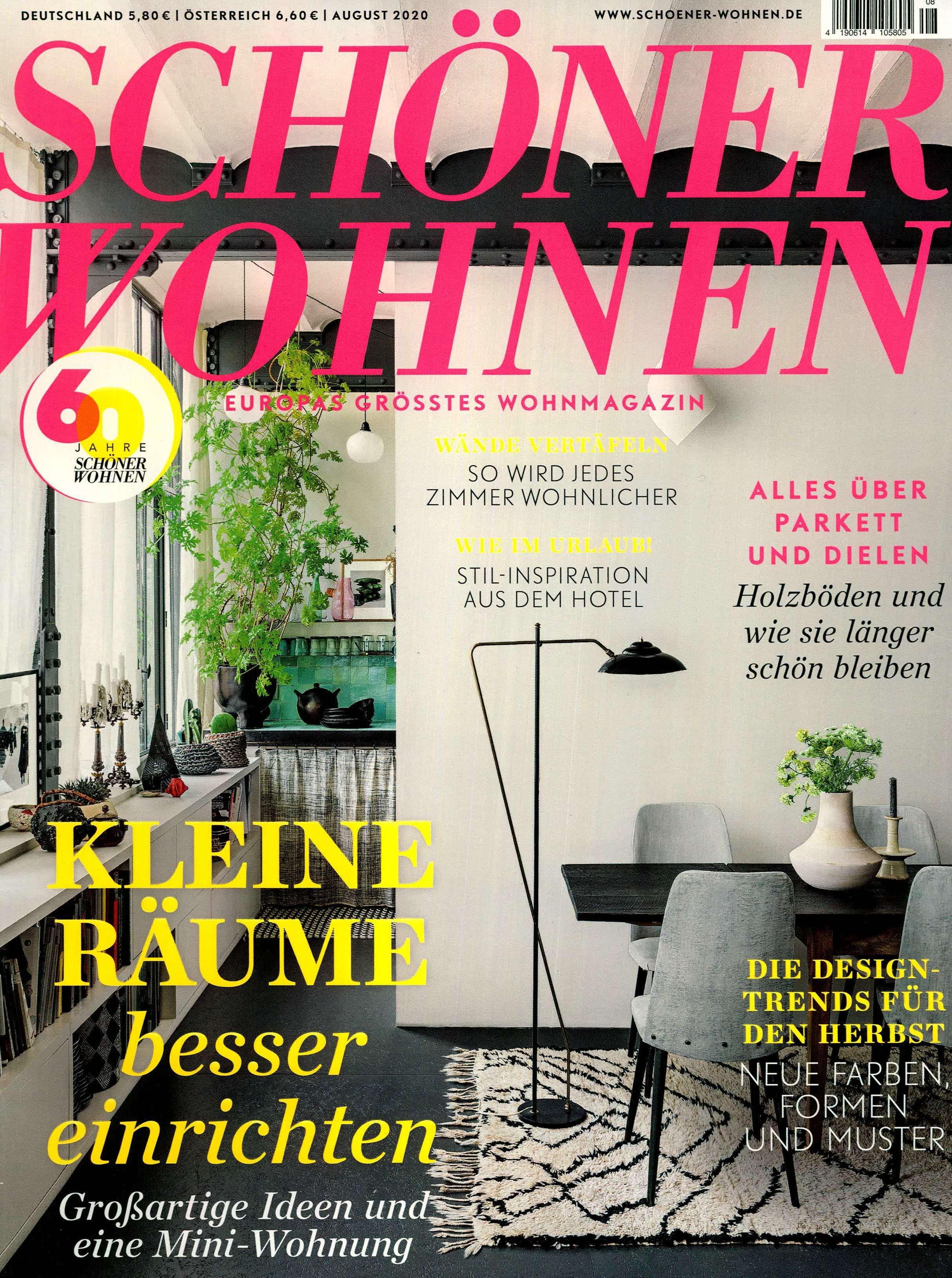 2020.08.01 – Schoner Wohnen DE – cover