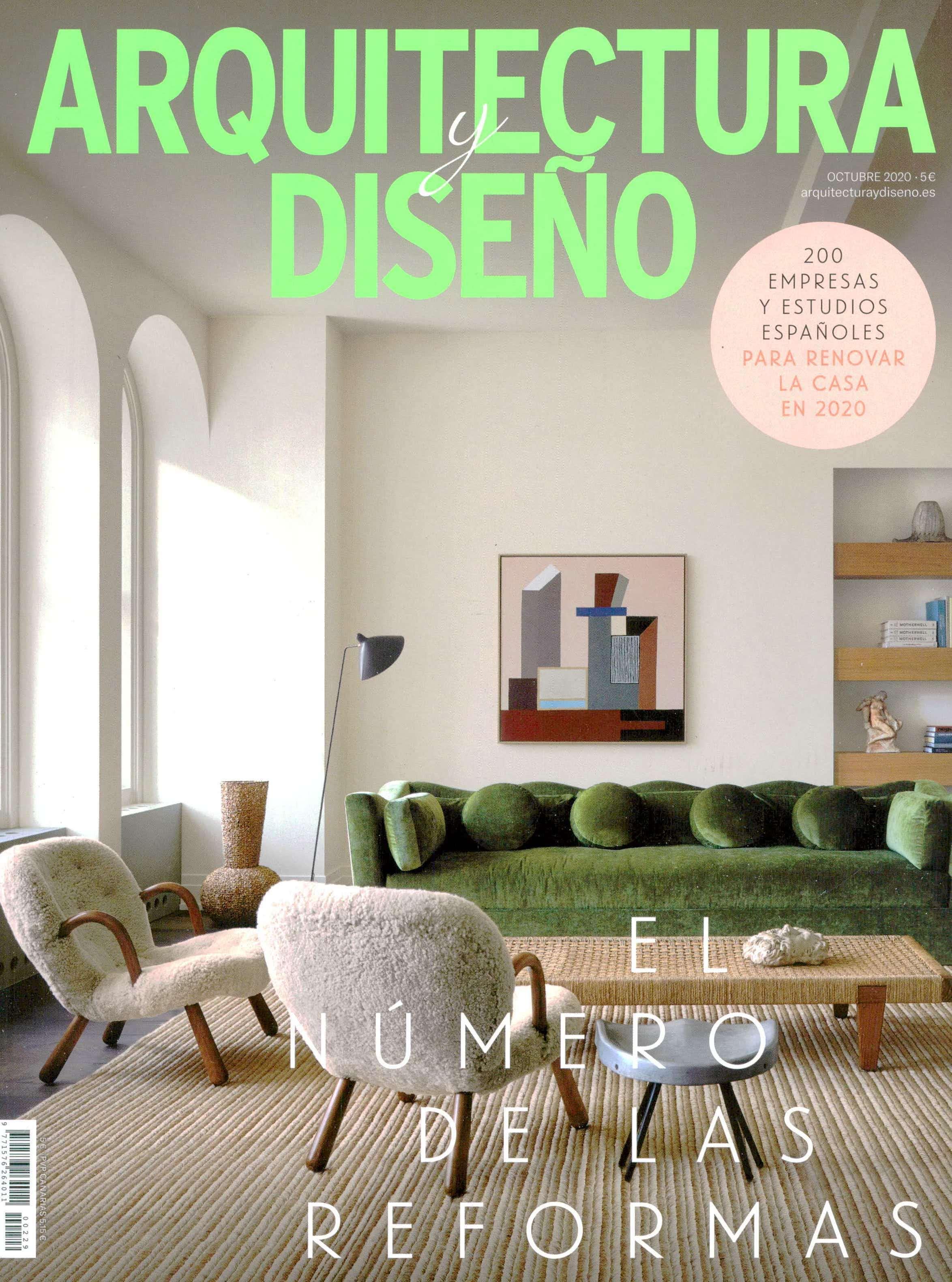 2020.10.01 – Arquitectura Y Diseno ES – cover