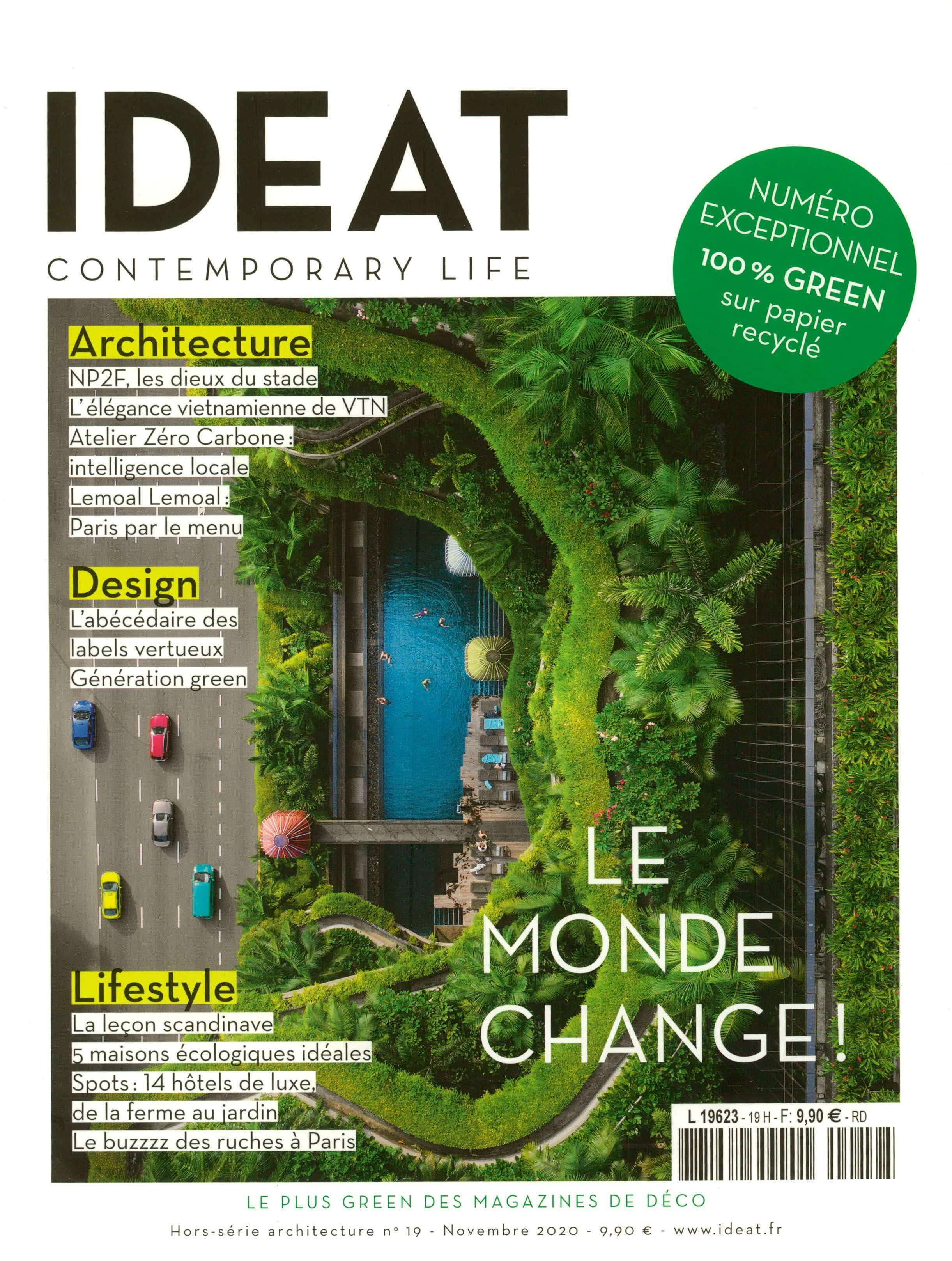 2020.11.01 – Ideat FR – Hors Serie Architecture – cover