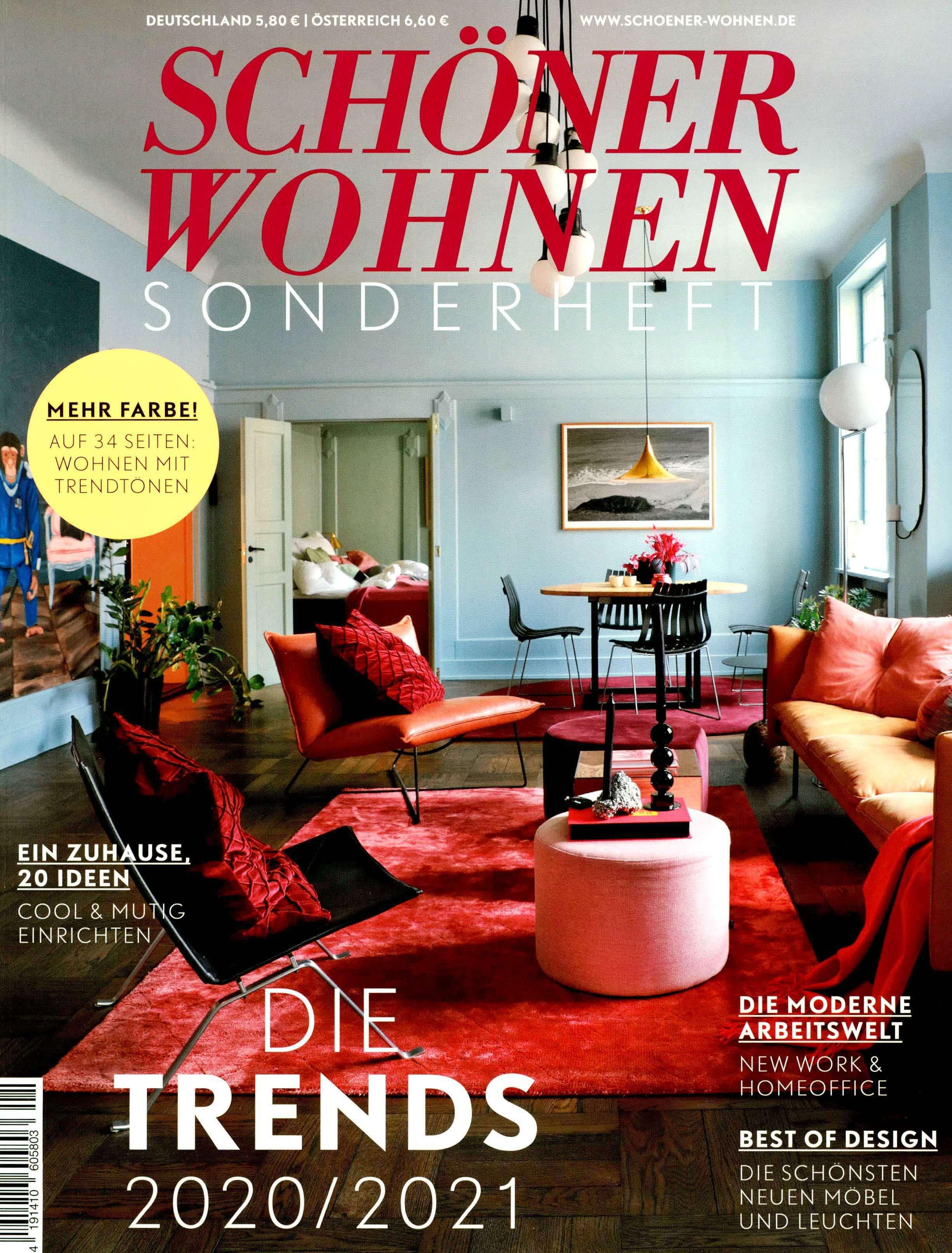 2020.11.01 – Schoner Wohnen DE – Sonderheft – cover