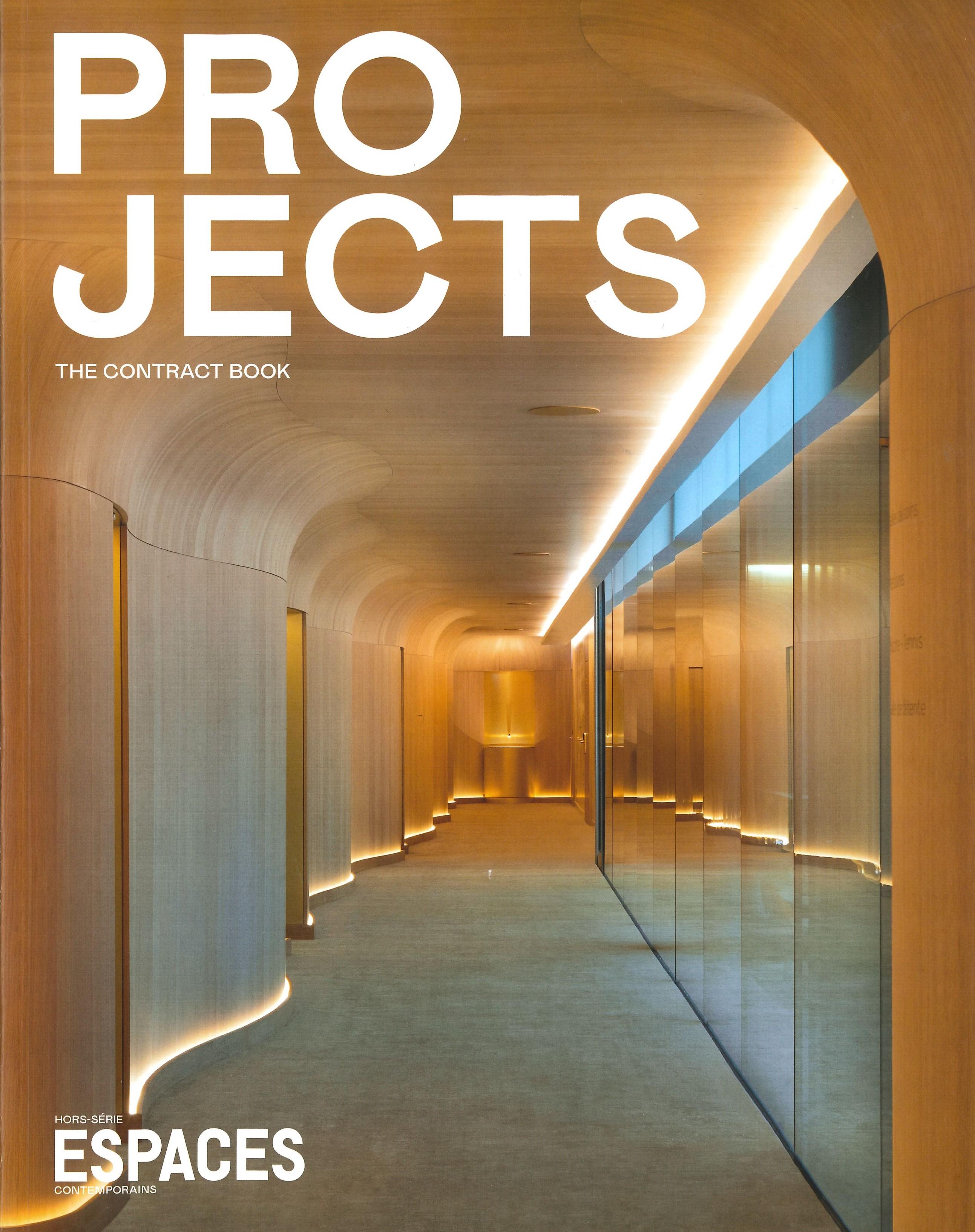 PROJECTS (ESPACES CONTEMPORAINS) Svizzera_HR Ottobre 2020_cover