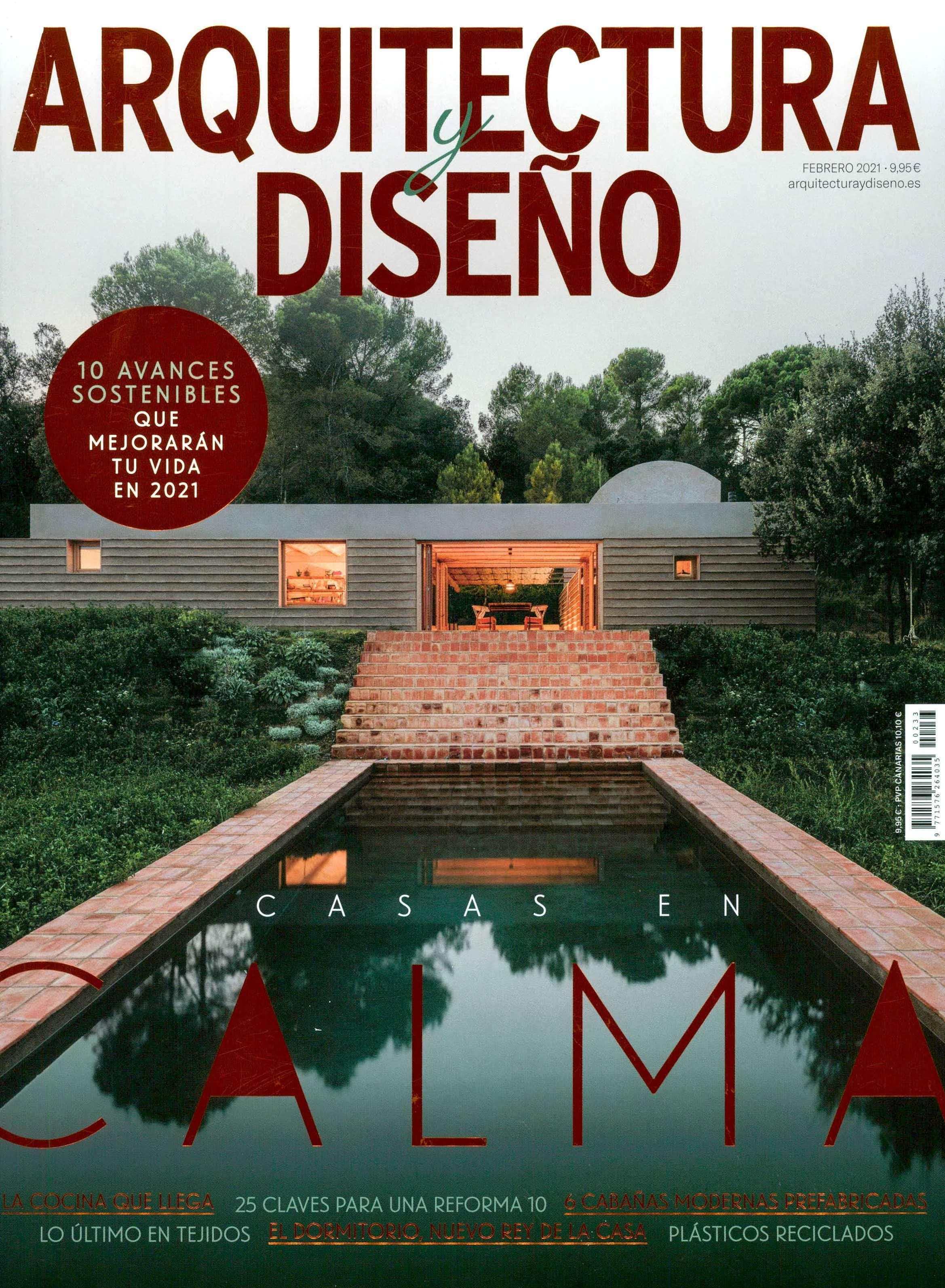 2021.02.01 – Arquitectura Y Diseno ES – cover