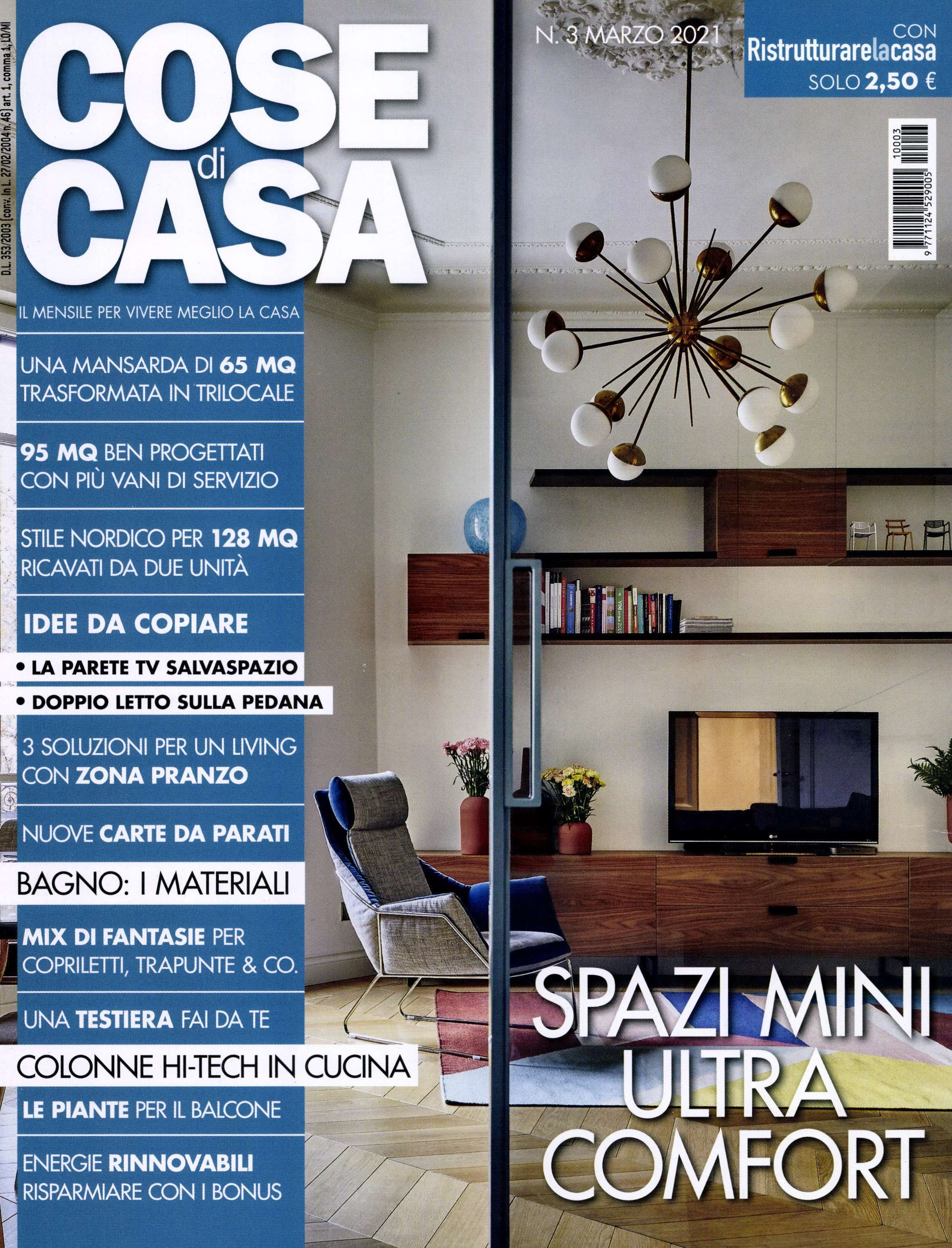 2021.03.01 – Cose di Casa IT – cover