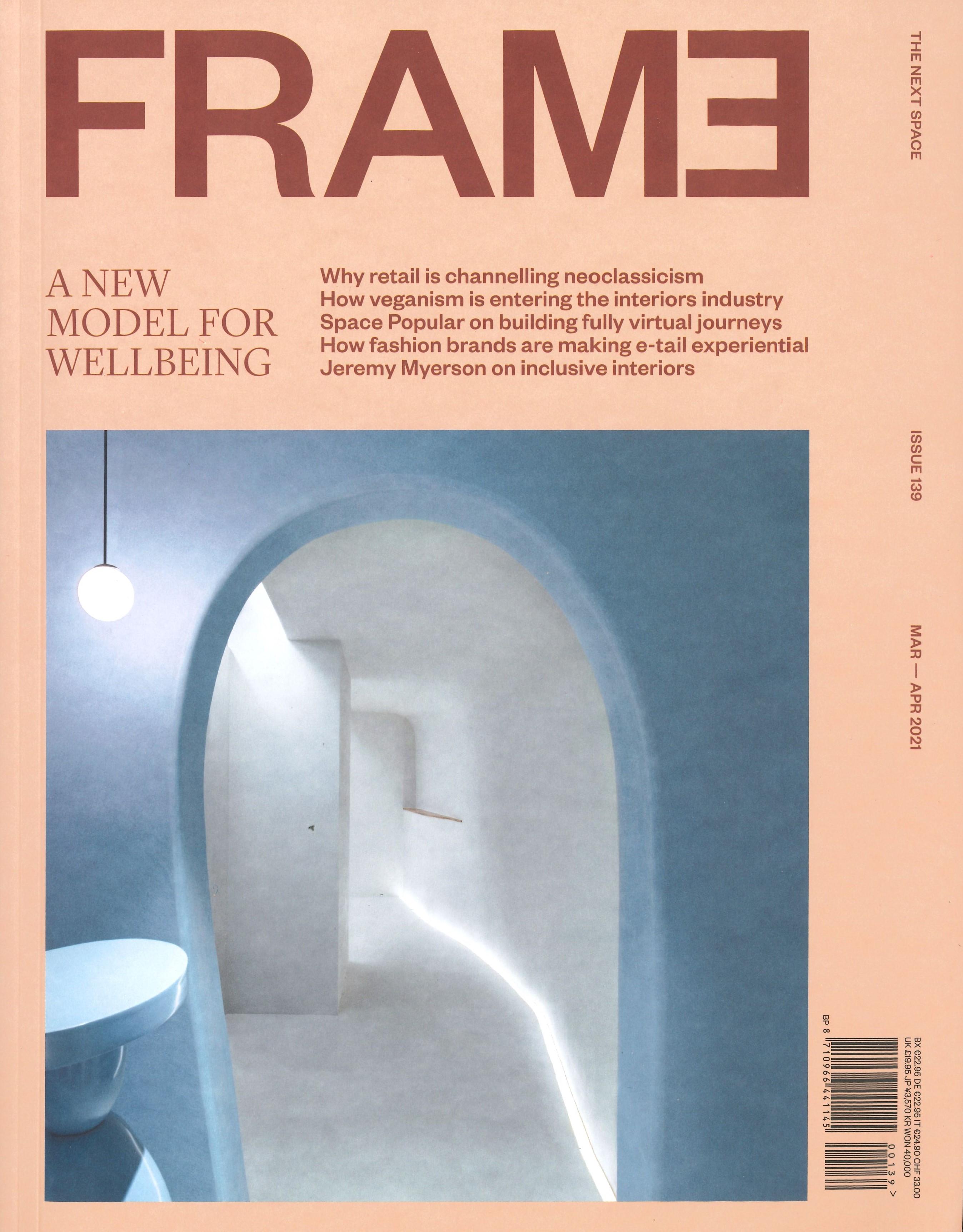 FRAME Olanda_Marzo Aprile 2021_cover